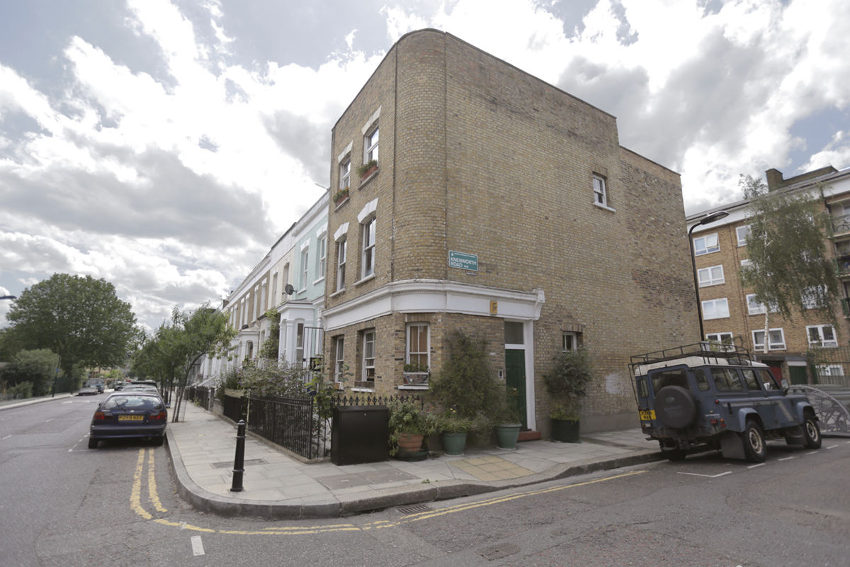 Short Let - One bed flat in Stoke Newington
