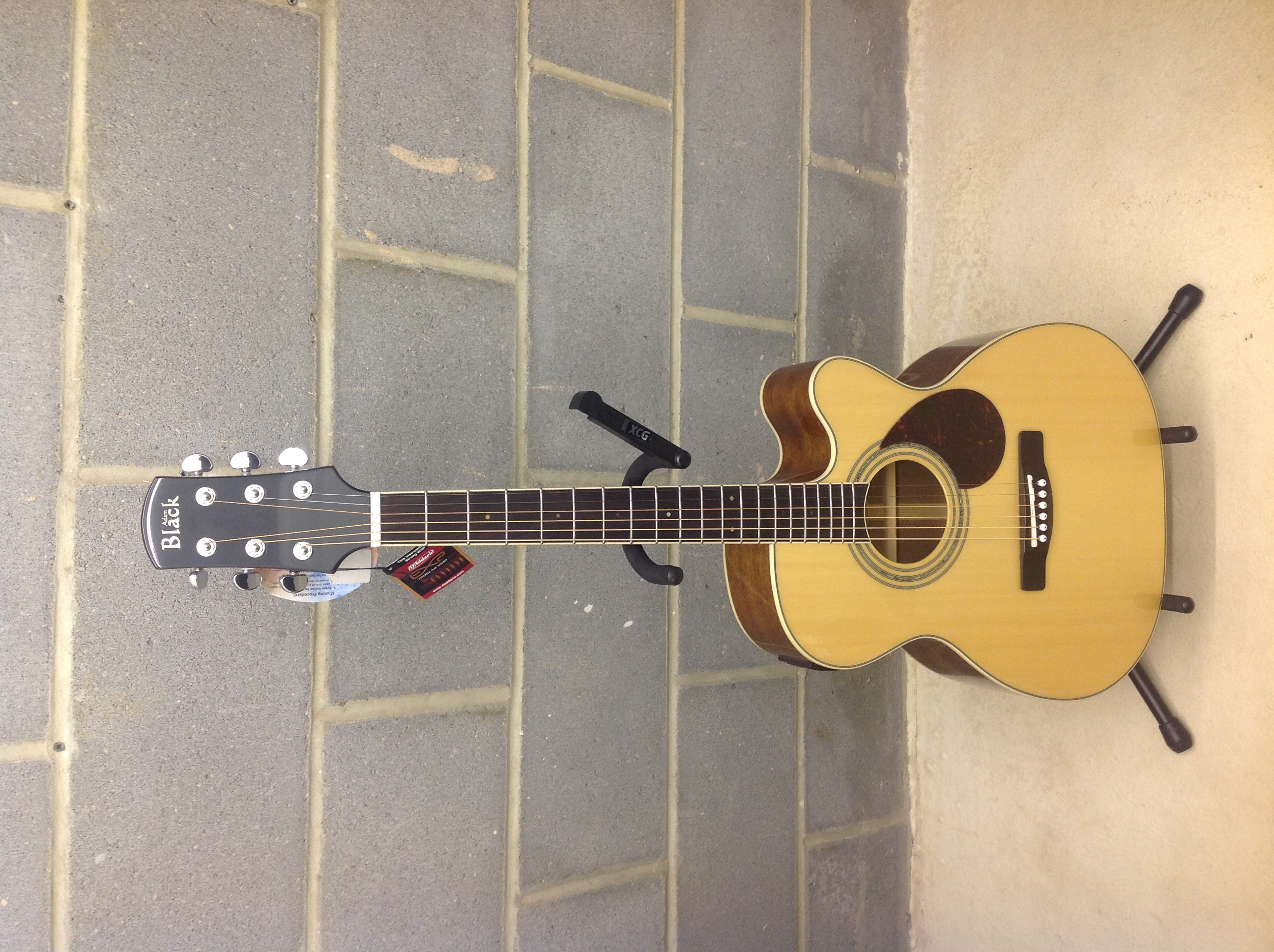 for sale adam black electric acoustic guitar buy and sell items in dinnington dinnington. Black Bedroom Furniture Sets. Home Design Ideas