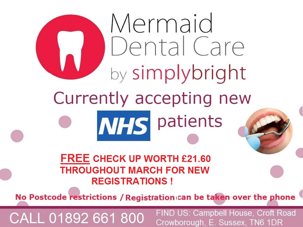 FREE Dental Check up Offer