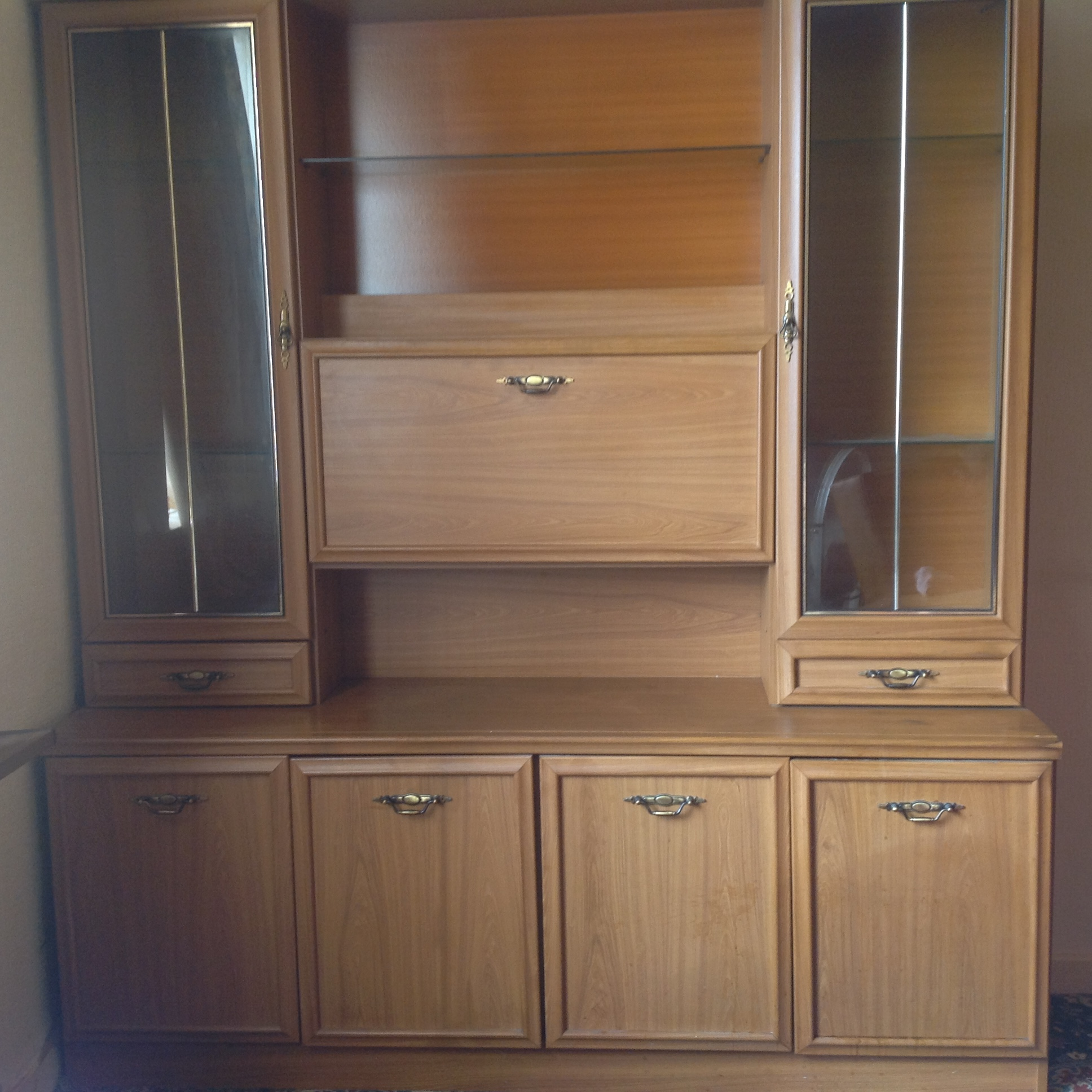 For sale: Wall display unit