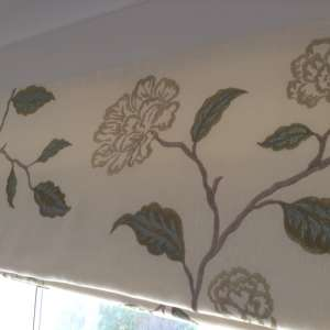 For sale: Roman blind - perfect fit for a Hopkins Home