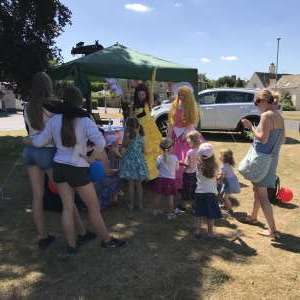 Princess Parties by Faye & Lydia in Benington