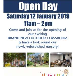 Open Day at Nellys Nursery!