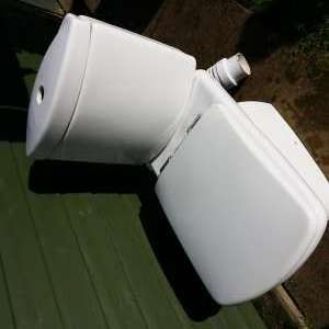 For sale: FREE toilet complete (used but in excellent condition)
