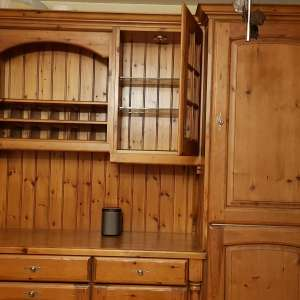 For sale: Hand made Solid pine country kitchen - £500