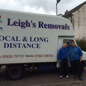 Leigh's Removals