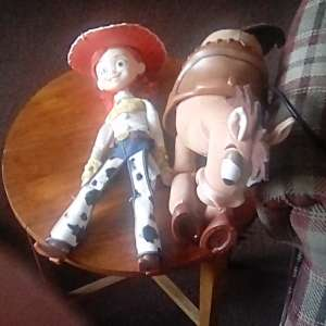 For sale: You story Jessie and her horse - £5