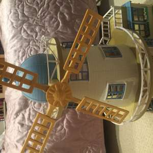 For sale: Sylvanian Family Field View Mill