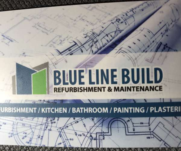 Blue Line Build Ltd