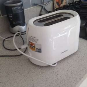 For sale: Toaster
