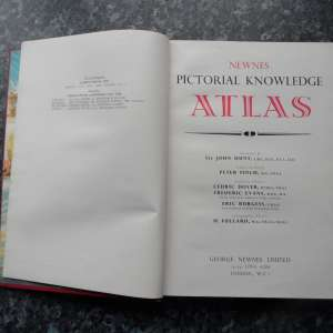For sale: Book - Pictorial Knowledge Atlas