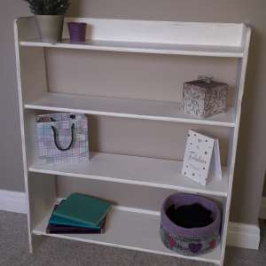 Wooden Bookcase for Sale