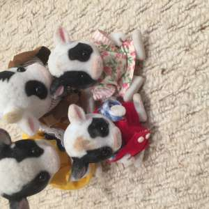 For sale: Sylvanian Family Characters