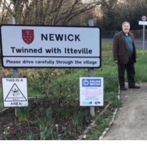 Lewes District Councillor for Newick