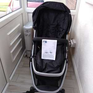 For sale: Mothercare Xpedior Pram / Pushchair as new