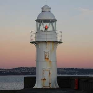 One of Brixham's lighthouses