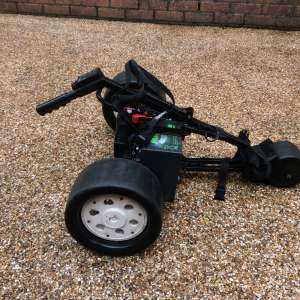 For sale: Electric golf trolley - £30