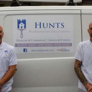 Hunts professional decorators