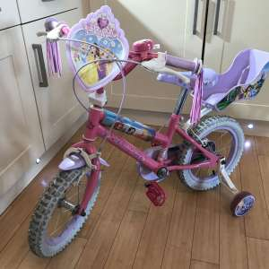 For sale: Bicycle Girls age 3 to 7 year old