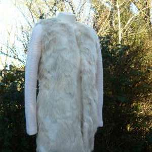 For sale: Ladies a m london @ Next fur coat ~ size 10 ~ brand new with tags