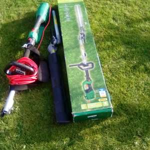 For sale: Electric pole hedge trimmer - £50