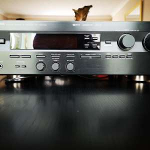 For sale: YAMAHA Dolby Digital surround amplifier - £50