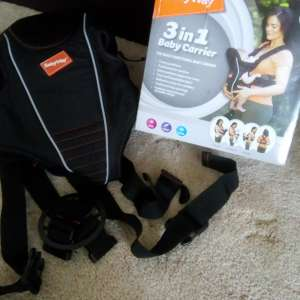 For sale: BABWAY 3 IN 1 CARRIER - £10