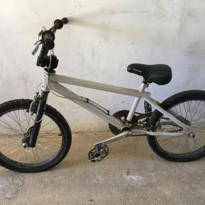 For sale: Mongoose BMX - colour grey - £100