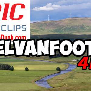 Aerial Video of Elvanfoot.