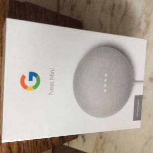 For sale: Google nest mini (new)