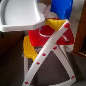 For sale: Highchair