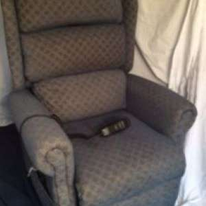 For sale: Armchair Riser  Recliner