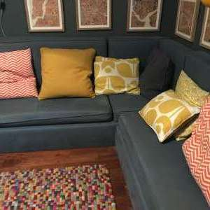 For sale: SOFA SEATING CORNER UNIT