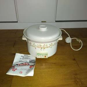 For sale: Slow cooker