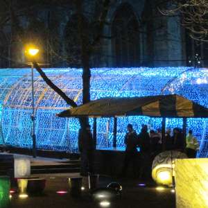 Should displays of Christmas lights in Norwich and Norfolk be licensed and taxed?