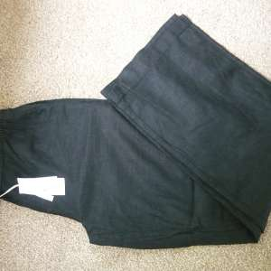 For sale: LADIES NEXT LINEN BLEND CASUAL TROUSERS ~ BRAND NEW WITH TAGS - £10
