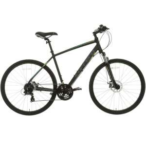 Lost: Boys Black Carrera crossfire II bike stolen from Quoitings Drive