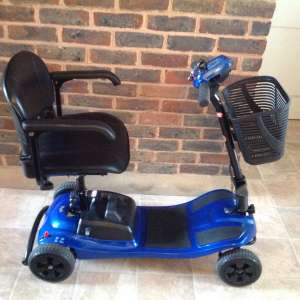 For sale: Lightweight Mobility Scooter - £575