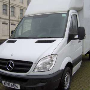 Man and a Van Wales, Luton Box Van Hire Service, Removals