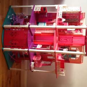 For sale: Barbie 3 Storey Dolls House - £50