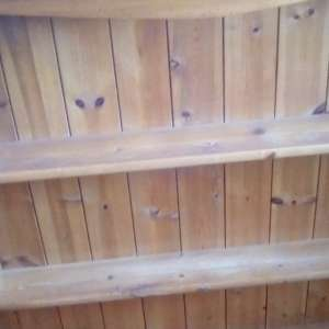 For sale: Pine dresser shelf