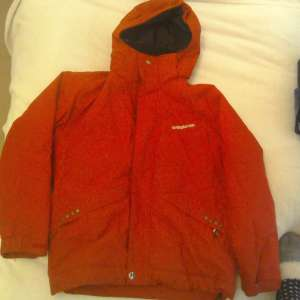 For sale: Red quick silver jacket age 12