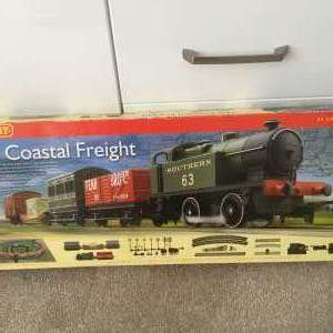 For sale: Hornby model train set (boxed)