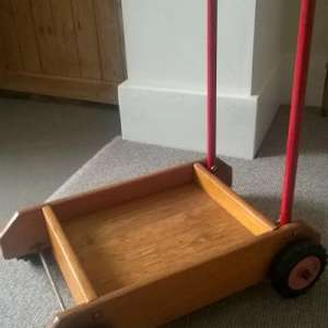 For sale: Brick Trolley