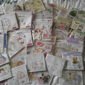 For sale: Crafting Stamps - £12