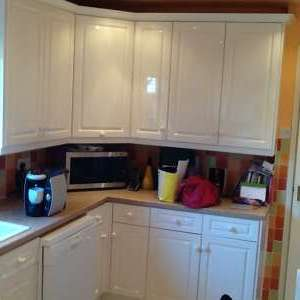 For sale: Kitchen units, Neff double fan oven and gas hob