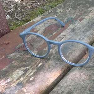 Found: Matte Grey Spectacles during waterfall walk