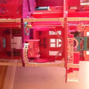 For sale: Barbie 3 Storey Dolls House